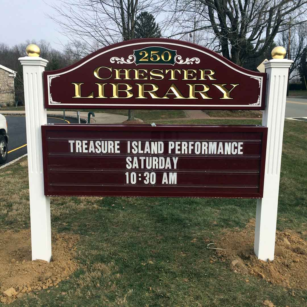 chester-library-carved-sign